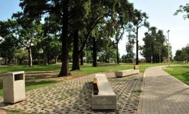 El Municipio continúa ampliando el Paseo Verde Escalante