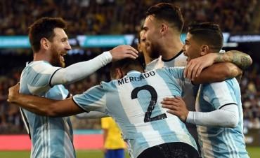 Argentina se mantiene tercera en el ranking de la FIFA