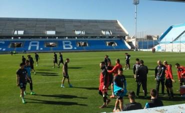 Colón fue goleado por Belgrano en el último amistoso