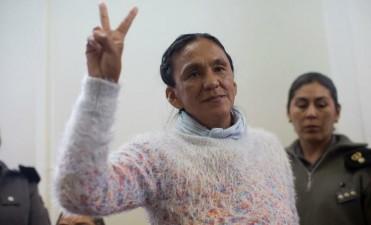 Uno de los jueces que investiga a Milagro Sala le concedió la prisión domiciliaria