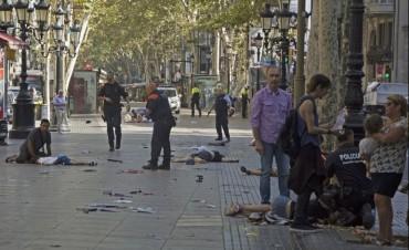El Estado Islámico se atribuyó el ataque en Las Ramblas de Barcelona
