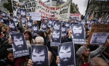 Interpol se suma a la búsqueda de Santiago Maldonado, a 16 días de su desaparición