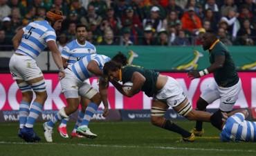 Derrota de Los Pumas en el inicio del Rugby Championship