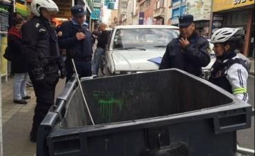 Hallan dos bebés abandonados en contenedores de basura en Buenos Aires y Córdoba