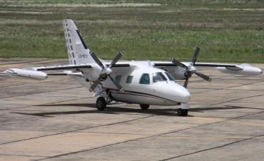Encontraron la avioneta desaparecida tras despegar desde San Fernando