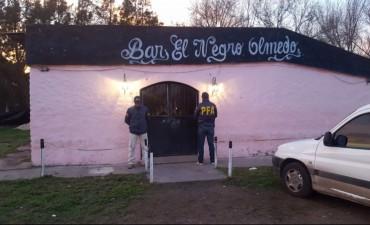 Rescatan a un grupo de mujeres víctima de trata de un bar en Pueblo Esther