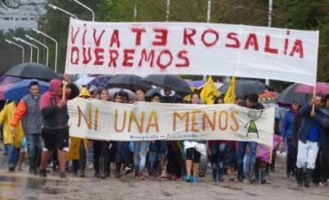 Todo Fortín Olmos se moviliza por Rosalía