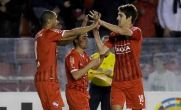 Colón anotó a Albertengo y San Lorenzo a