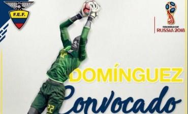 La FEF oficializó la convocatoria de Alexander Domínguez