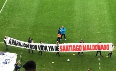 San Lorenzo y Temperley pidieron por la aparición de Santiago Maldonado