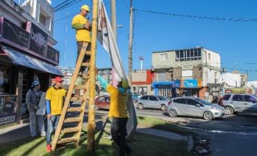 El Municipio multará a los partidos que no sacaron sus carteles electorales