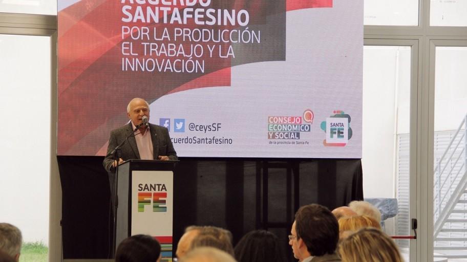 La provincia avanza en un plan de desarrollo económico, laboral y científico tecnológico