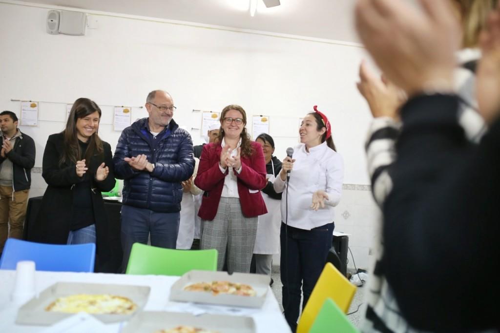Más de 60 vecinas ya participan de Encuentro en la Cocina