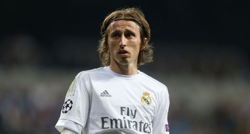 Luka Modric podría emigrar del Real Madrid