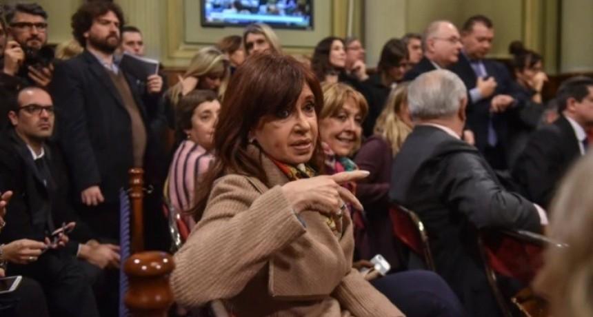 El juez Bonadio volverá a pedir el desafuero de Cristina Kirchner