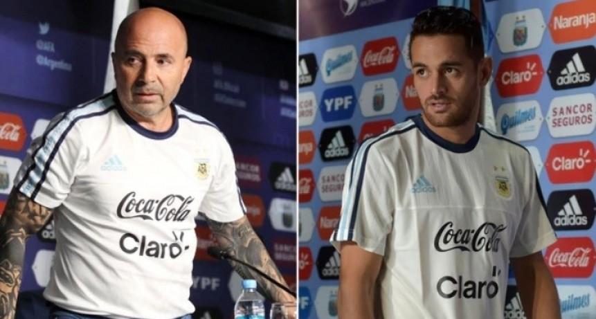 La crítica de Lautaro Acosta a Jorge Sampaoli tras el Mundial de Rusia