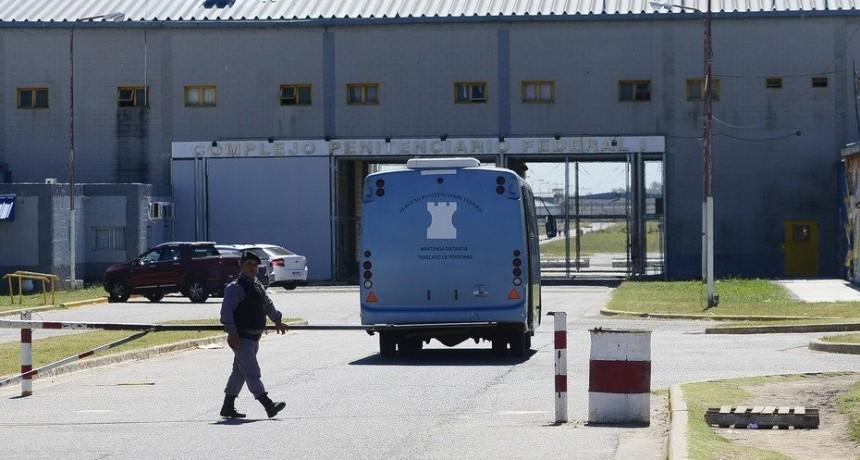 Quiénes serán los compañeros de Amado Boudou en el penal de Ezeiza