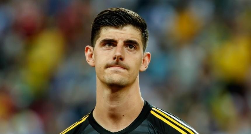 Courtois, nuevo arquero de Real Madrid