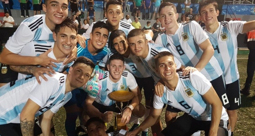 El Sub 20 se consagró campeón del torneo de L'Alcúdia