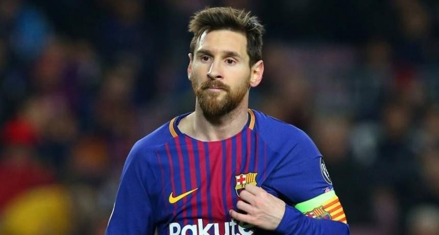 Lionel Messi fue oficializado como nuevo capitán del Barcelona