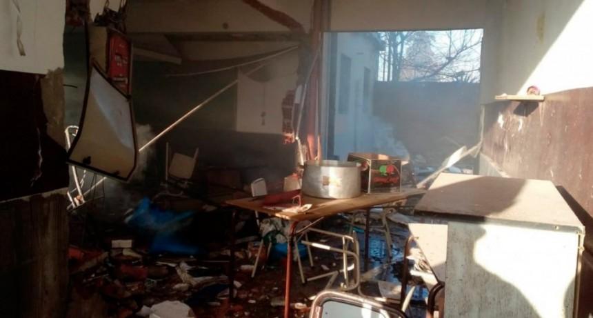 Detuvieron al gasista de la escuela que explotó en Moreno
