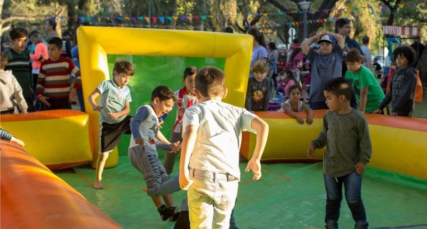La Ciudad se prepara para celebrar la Semana de las Infancias