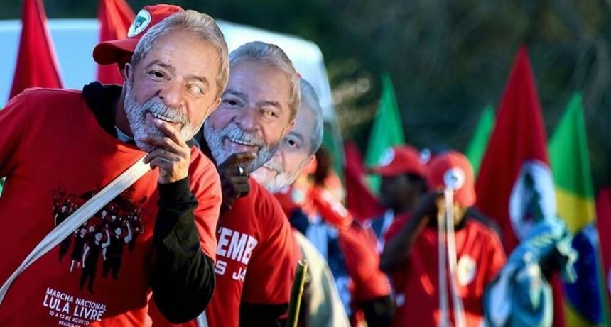 Lula da Silva, candidato a presidente