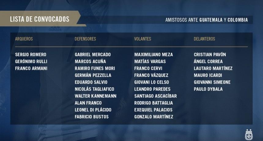 Lista de convocados de Lionel Scaloni