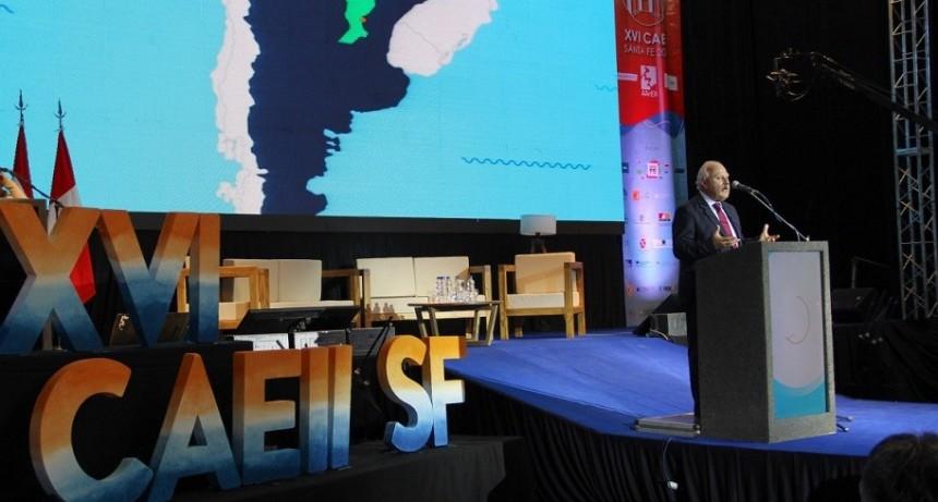 Lifschitz participó de la apertura del 16° congreso argentino de estudiantes de ingeniería industrial