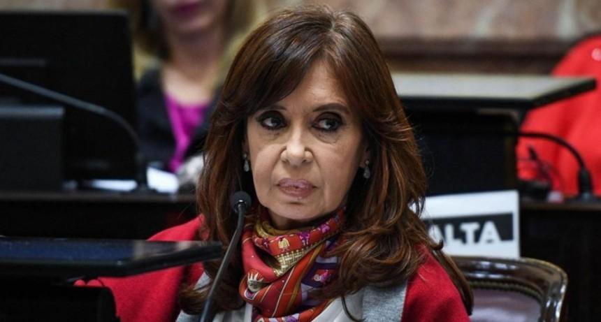 El Senado autorizó los allanamientos en las propiedades de Cristina Kirchner