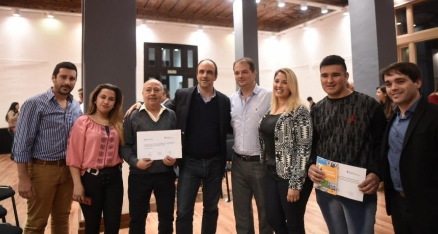 """José Corral: """"Con las Escuelas de Trabajo, acompañamos a los jóvenes a proyectar su futuro"""""""