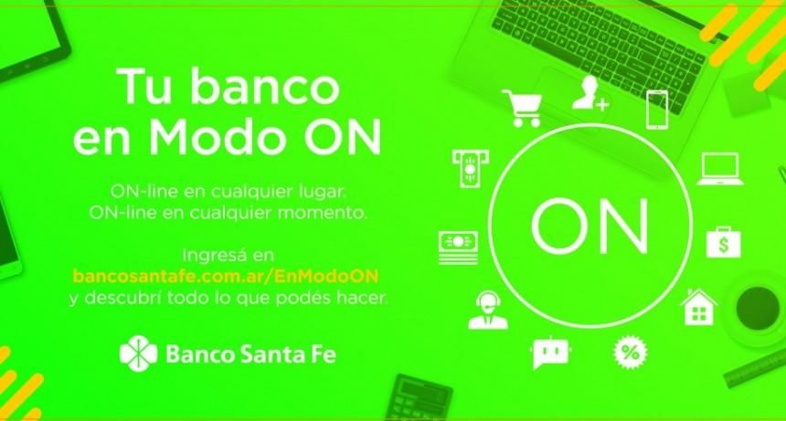 """El Banco Santa Fe pone en """"modo on"""" al circuito callejero"""