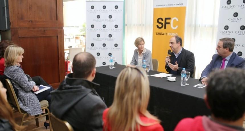 El 14 de octubre se realizará la 6ta edición del Santa Fe Corre