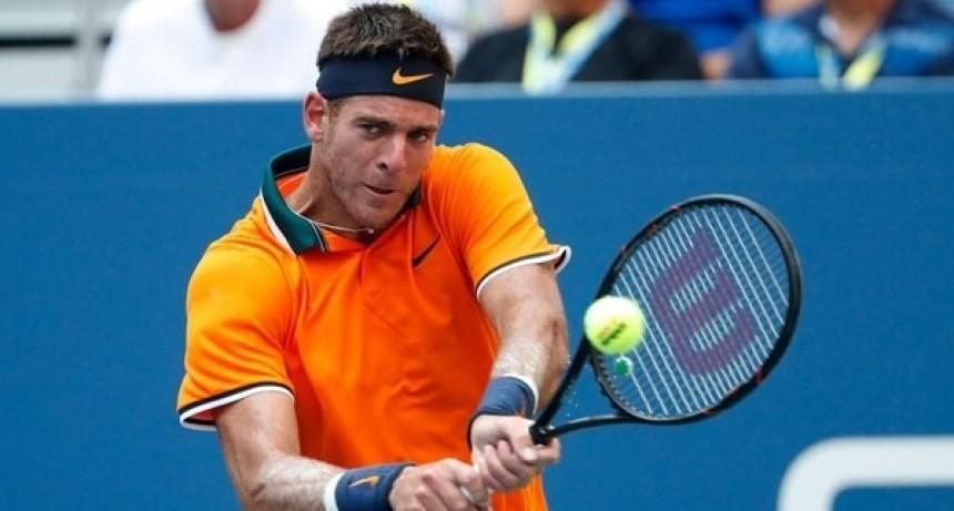 Del Potro eliminó a Denis Kudla y avanzó a la tercera ronda del US Open