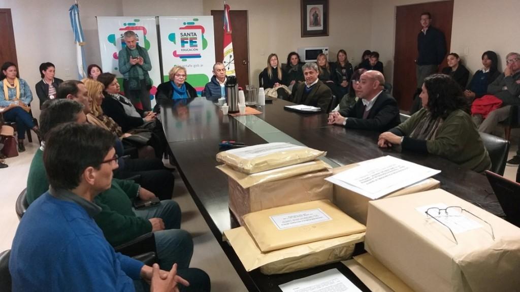 Licitaron la obra del nuevo edificio de la Escuela Primaria 16 de San José del Rincón