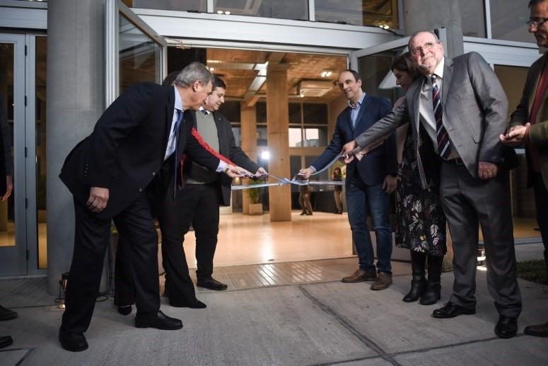 Se inauguró el Edificio de la Tecnología de la Información de la UNL