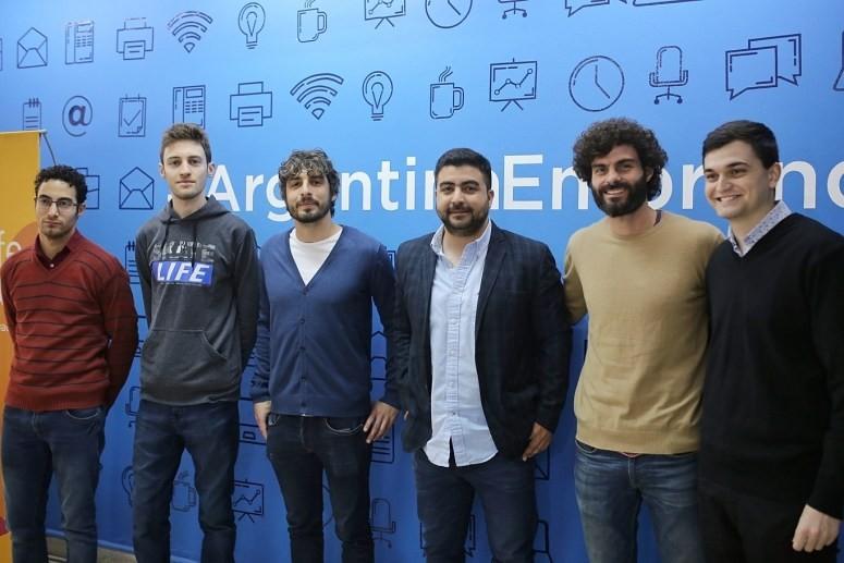 Funcionarios se reunieron con los ganadores de Santa Fe Emprende
