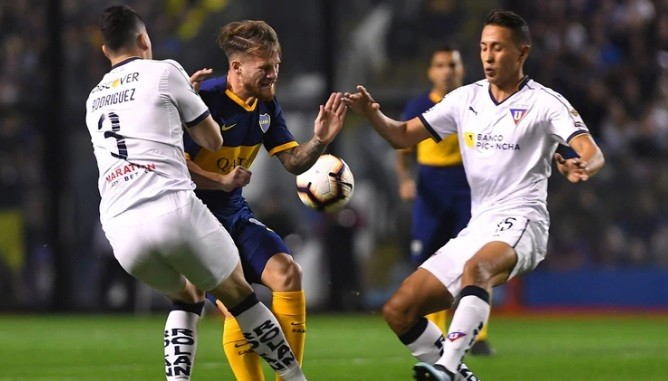 Boca clasificó a semifinales de la Copa Libertadores