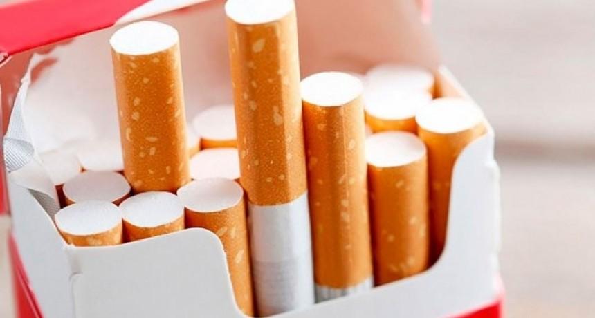 Nuevo aumento en los cigarrillos