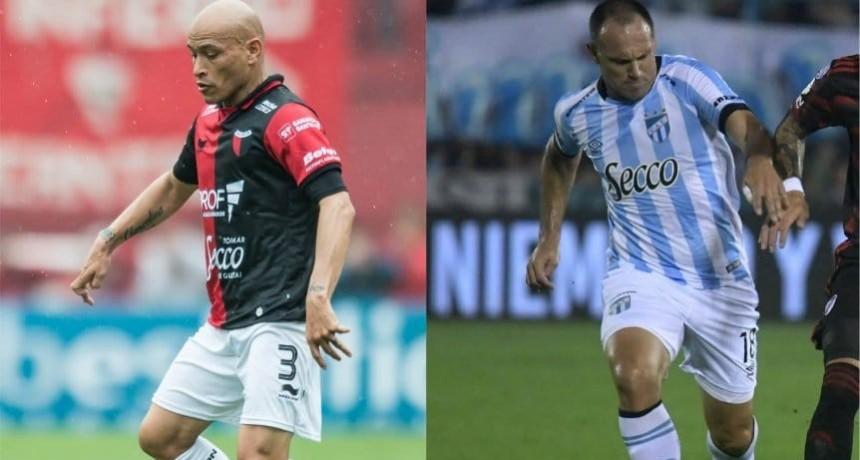 Clemente Rodríguez y Matos, nuevos refuerzos de Barracas Central