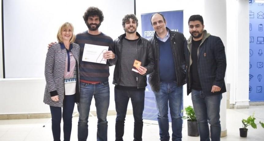Se entregaron los premios de la 2da edición de Santa Fe Emprende