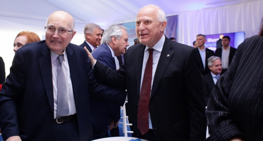 Lifschitz participó del acto por el 25 aniversario de la Reforma de la Constitución