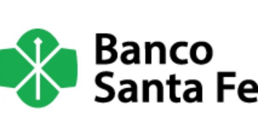 Banco Santa Fe brindó recomendaciones de seguridad