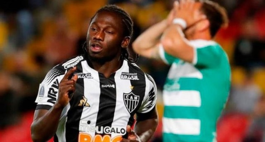 Atlético Mineiro será el rival de Colón en semifinales de Copa Sudamericana