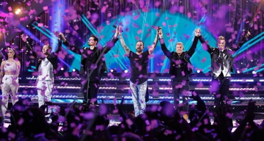 Los Backstreet Boys llegarán a Argentina en 2020