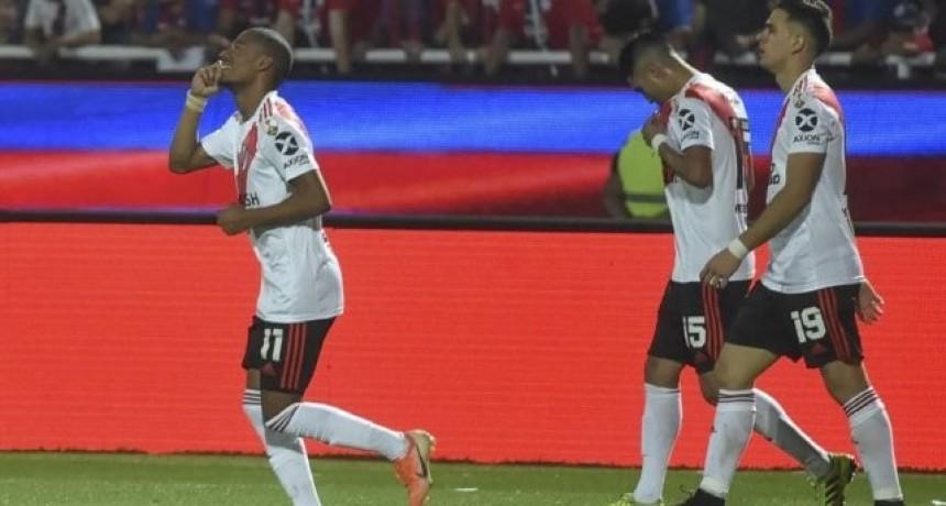 River eliminó a Cerro Porteño y enfrentará a Boca en las semifinales de la Copa Libertadores