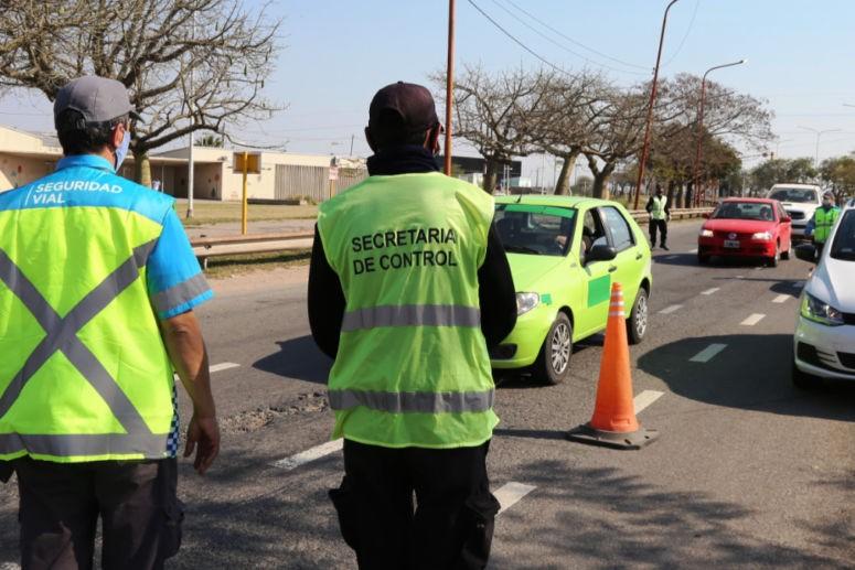 La Agencia Nacional de Seguridad Vial se suma a los controles municipales