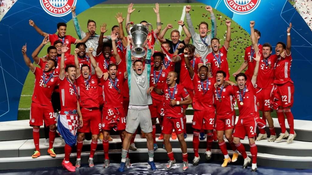 Bayern Múnich, campeón de la Champions League