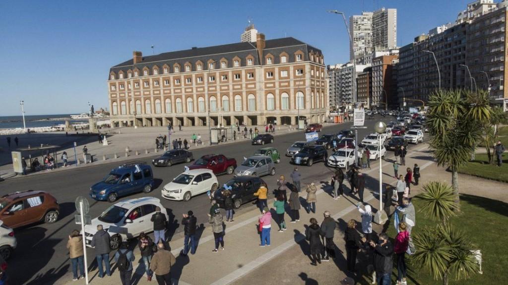 Mar del Plata vuelve a fase 3 por pico de casos de Covid-19