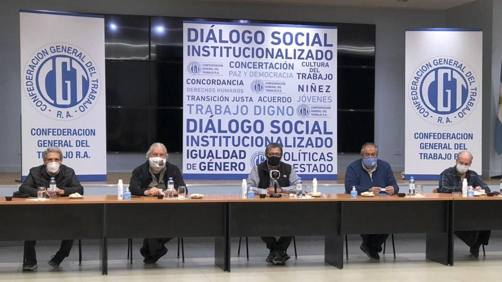 La CGT y los movimientos sociales reclamaron unidad nacional y un modelo